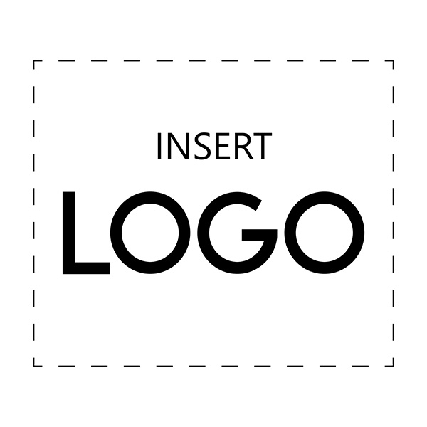 Insert Logo Illustration
